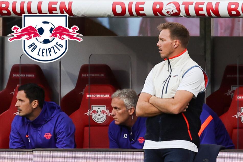 RB Leipzig vor dem Manchester-Duell: Die Ausfallliste wächst