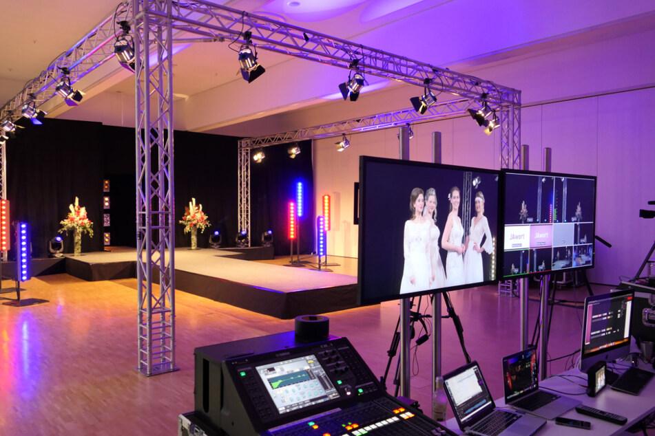 Messe-TV mit beliebten Braut- und Festmodenschauen
