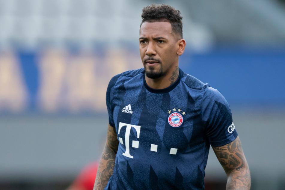 Ende nicht in Sicht! Nach seinem Abschied beim FC Bayern München traut sich Jérôme Boateng (32) noch mehrere Jahre auf Top-Level zu.