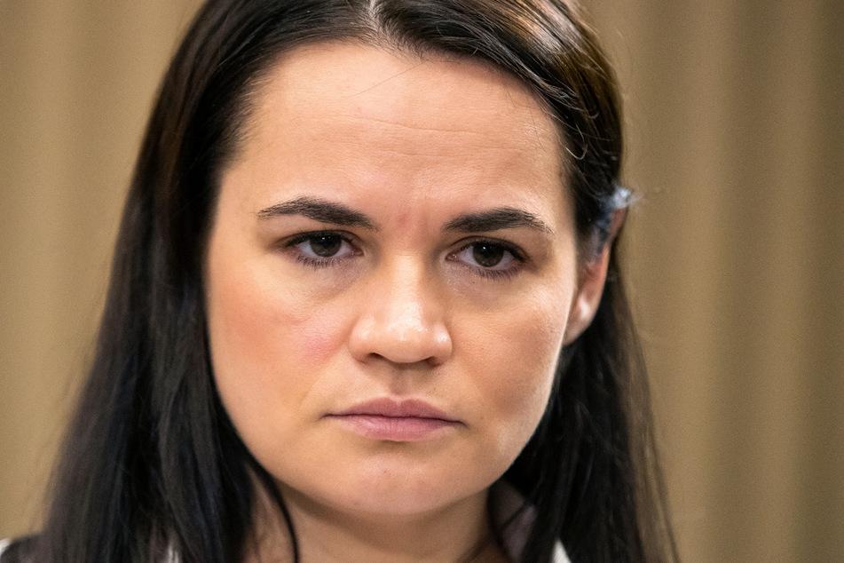 Die ehemalige Englischlehrerin Swetlana Tichanowskaja (37), die bei den Präsidentschaftswahlen in Belarus kandidierte und ins benachbarte Litauen fliehen musste, glaubt, dass das Regime gezwungen sein wird, den Forderungen der Demonstranten nachzugeben.