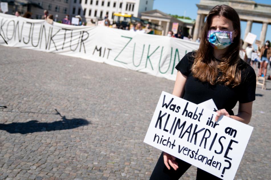 """Luisa Neubauer: """"Wir müssen das Klima wieder zur Priorität machen"""""""