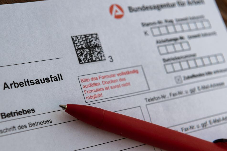 Jetzt können Anträge für Kurzarbeitergeld eingereicht werden.