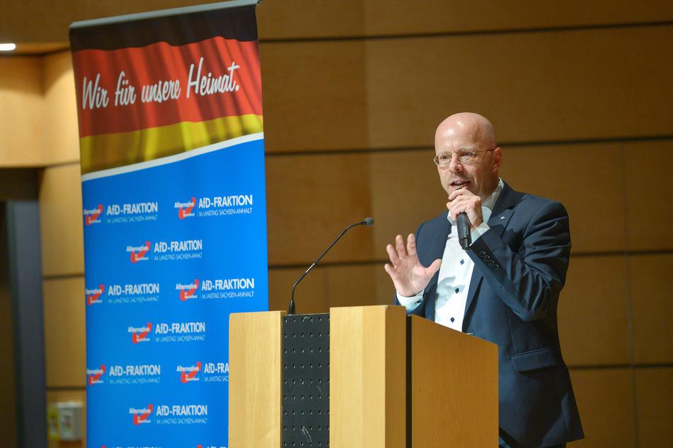 Laut Brandenburgs AfD-Landes- und Fraktionschef Andreas Kalbitz soll der rechtsnationale Flügel des AfD aufgelöst werden.