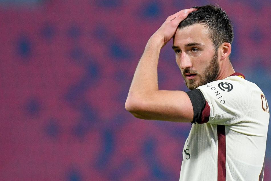 Irre Sperre in der Serie A: Italienische Liga sperrt AS-Rom-Profi wegen Gotteslästerung!