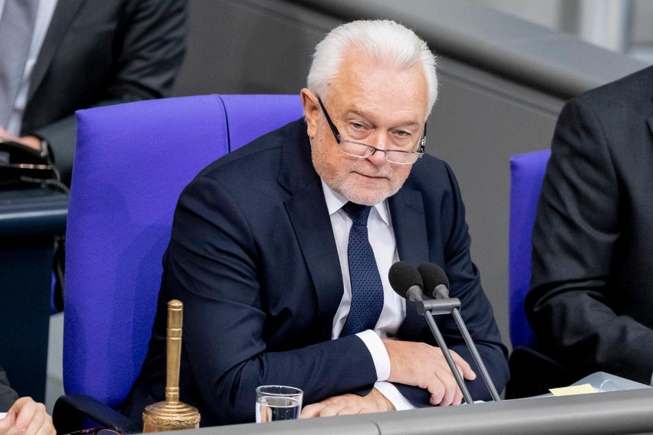 Bundestagsvizepräsident Wolfgang Kubicki (68, FDP).