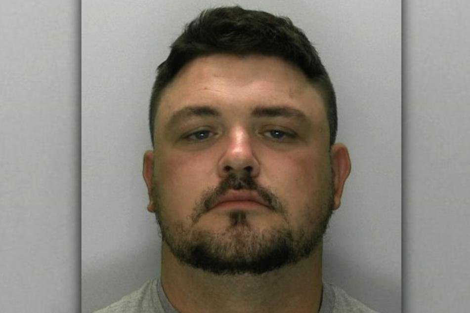 Aaron O'Halloran (31) wurde zu 15 Monaten Gefängnis verurteilt.