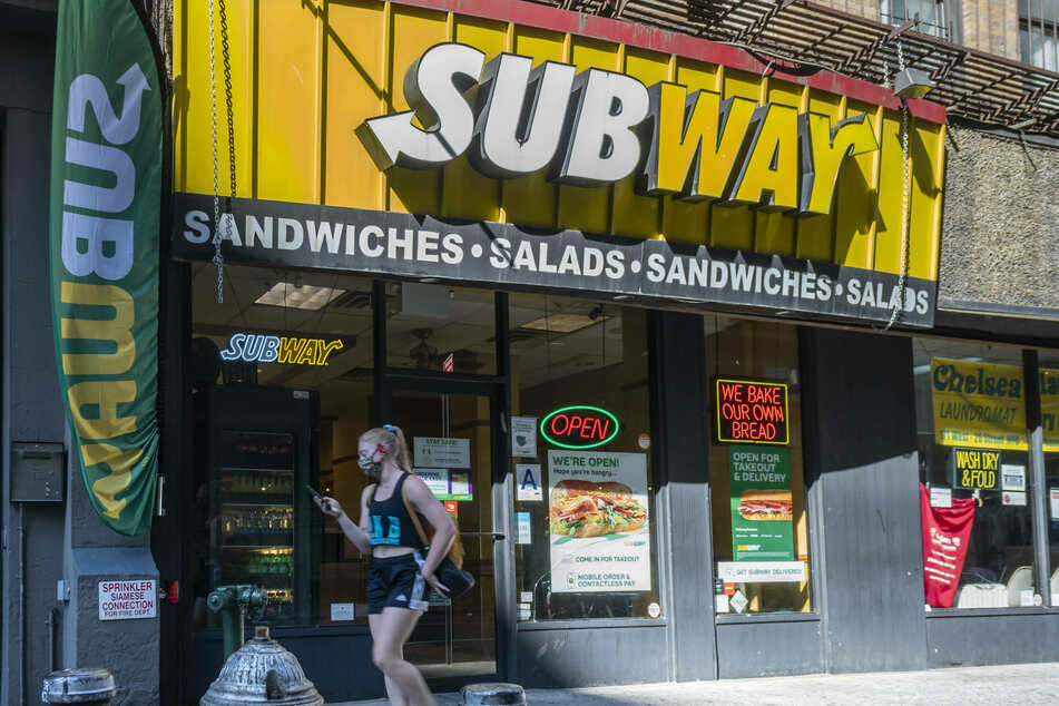 Subway faces accusations that there's something fishy about its tuna subs