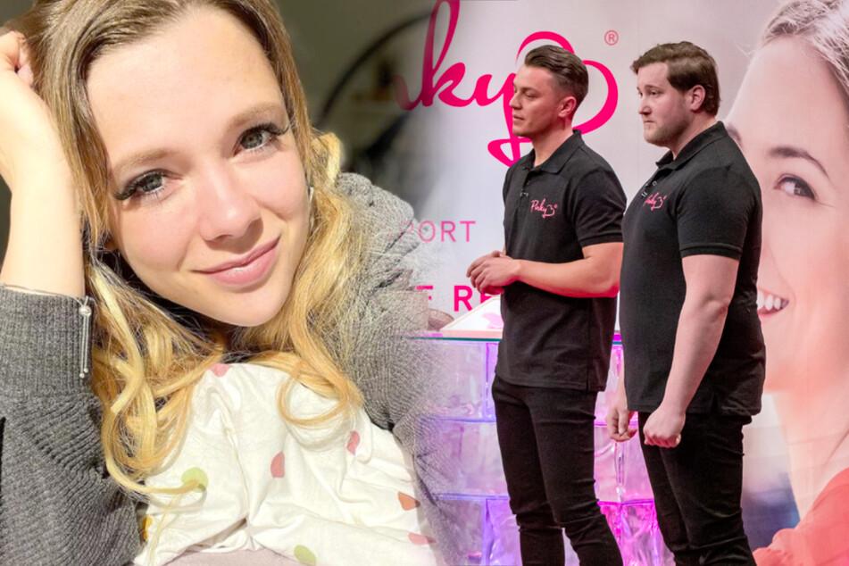 """Anne Wünsche: Anne Wünsche verteidigt """"Pinky Gloves"""": """"Ich bin eine Frau und ich schäme mich für meine Periode"""""""