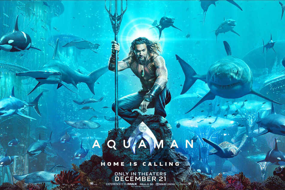 Jason Momoa started in Aquaman in 2018.
