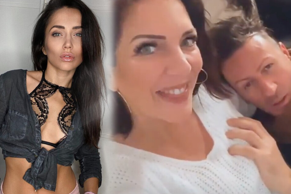 Hatte Ennesto Monté Dreier mit Danni Büchner und Anastasiya Avilova?