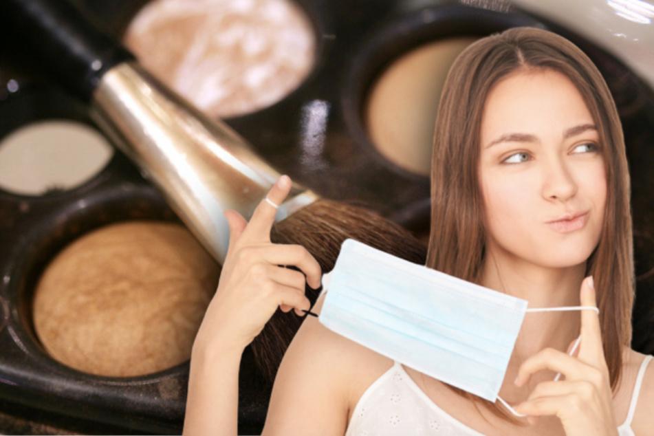 Deutschland abgeschminkt: Kein Bedarf an Make-up im Homeoffice und unter der Maske?