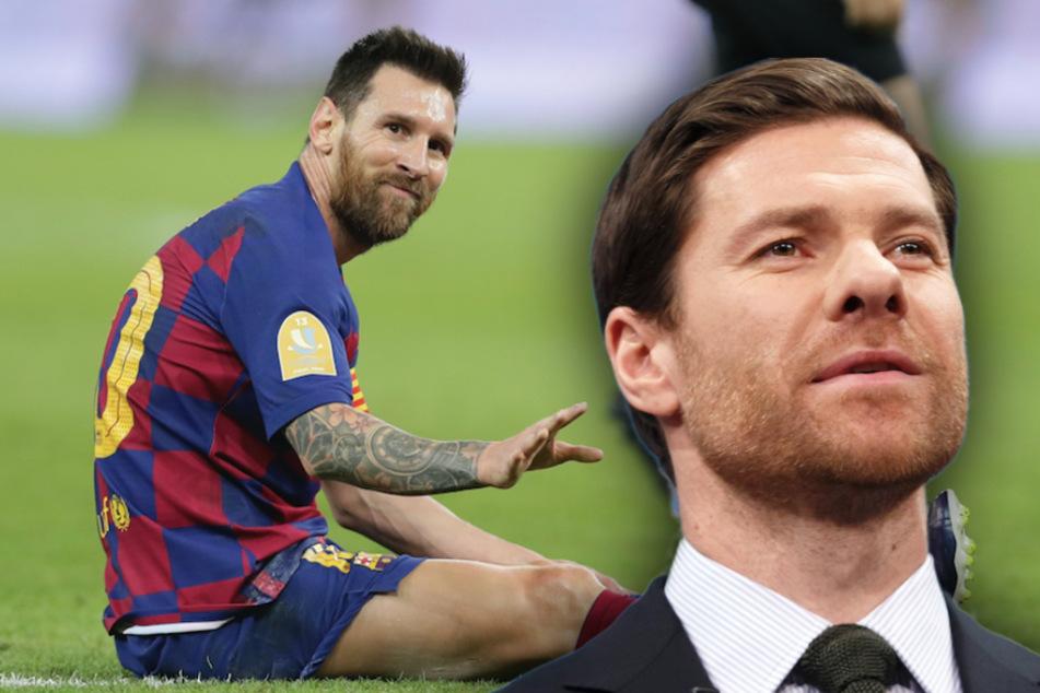 """Ex-Bayern-Star Xabi Alonso versteht Lionel Messi: """"Wieder die absolute Lust am Fußball spüren"""""""