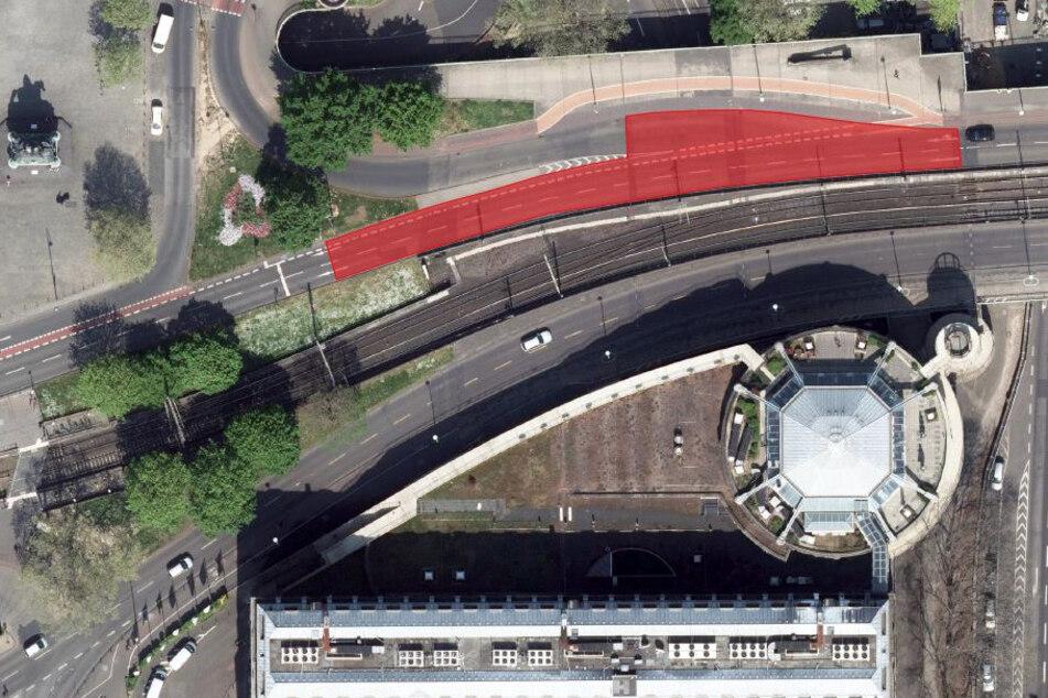 Köln: Baustellen für zwei Wochen auf der Deutzer Brücke, weitere Sanierung notwendig!