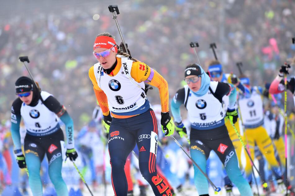 Biathlon-Weltcup in Oberhof findet ohne Zuschauer statt!