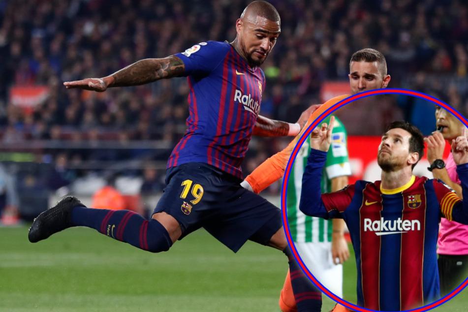 """Boateng über Barcelona-Zeit: Wollte wegen Messi """"mit dem Spielen aufhören"""""""