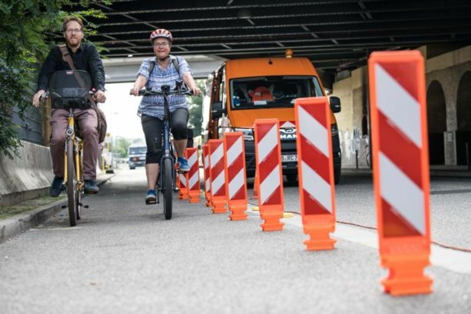Berlin: Pop-up-Bikelanes bleiben! Corona erkämpft Rädern dauerhaft Platz auf Straßen