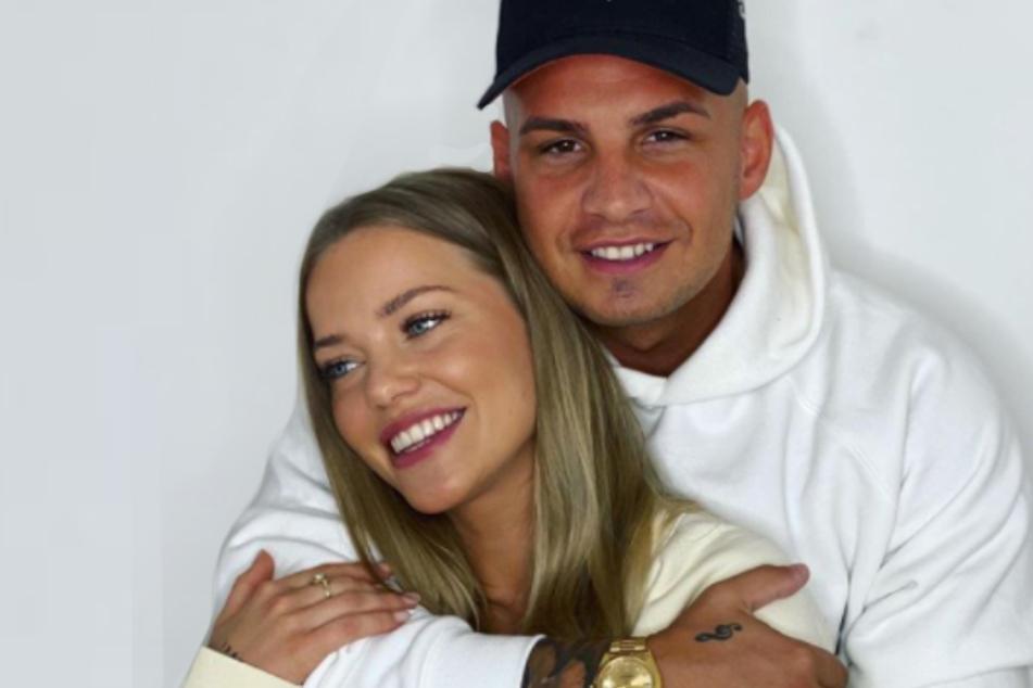 Für Pietro Lombardi (28) gibt es nur eine Frau - Freundin Laura Maria Rypa (24).