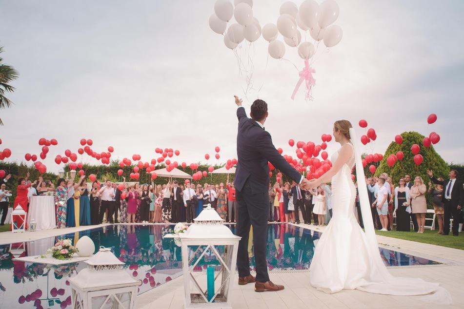 Nach einer Hochzeitsfeier häuften sich die Coronafälle.