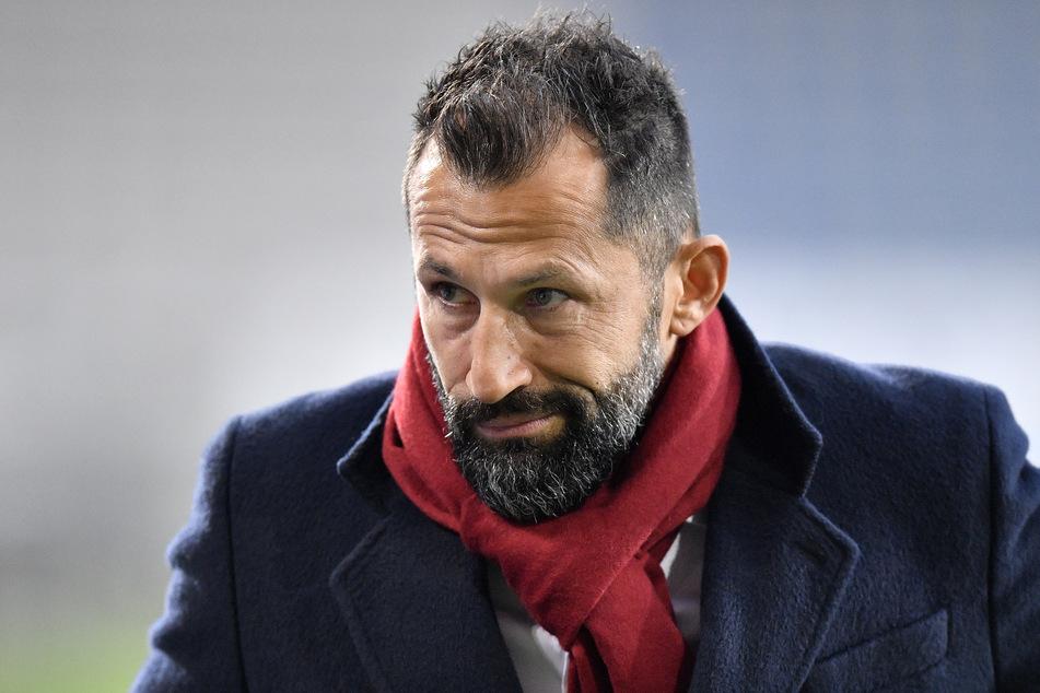 Bekommt Hasan Salihamidžić (44) etwa schon wieder einen Korb von einem Wunschspieler?