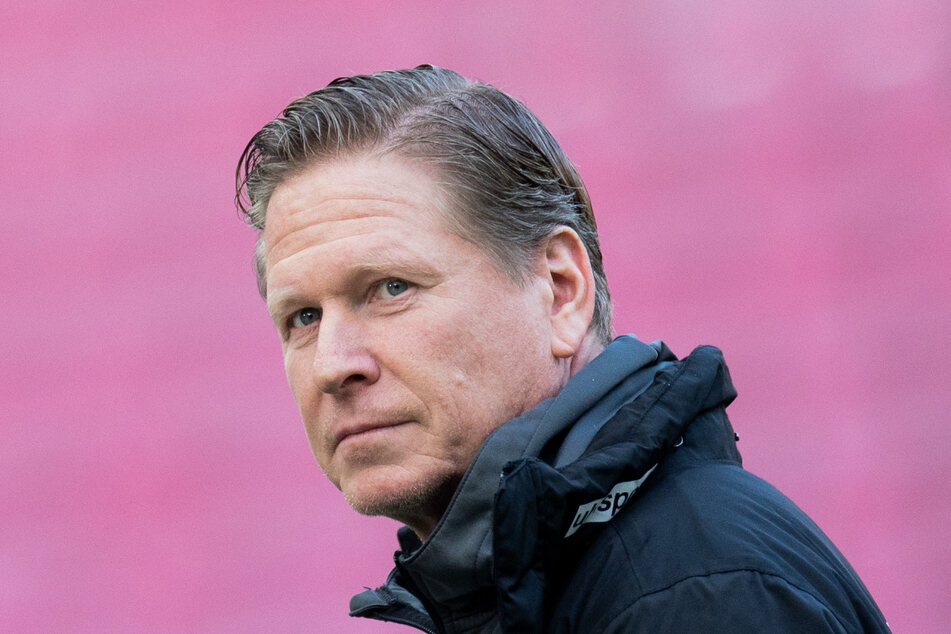 FC-Coach Markus Gisdol (51) muss gegen Eintracht Frankfurt mit vielen Verletzten rechnen.