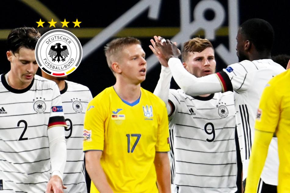 Timo Werner glänzt mit Doppelpack! DFB-Elf zu stark für die Ukraine