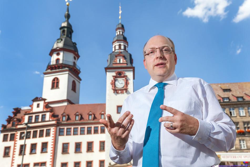 Chemnitz: Trotz steigender Corona-Kosten Haushaltssperre ist (noch) keine Option