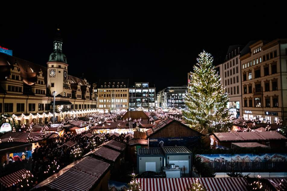 Wegen Corona: Leipziger Weihnachtsmarkt abgesagt!