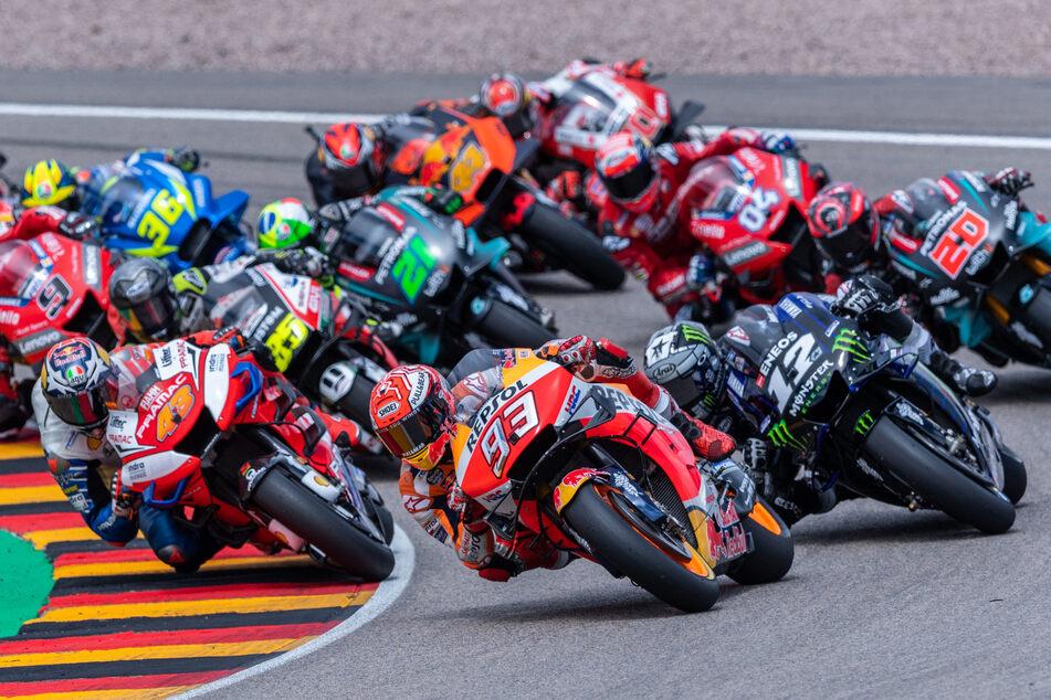Verschoben! Motorrad Grand Prix auf dem Sachsenring fällt dieses Jahr aus