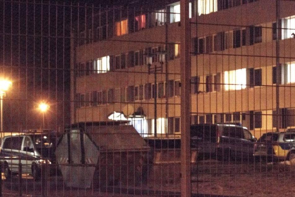 Asyl-Erstaufnahme musste evakuiert werden