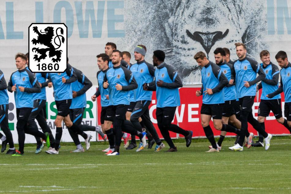 Nach Corona-Fall: Profis vom TSV 1860 München dürfen wieder trainieren