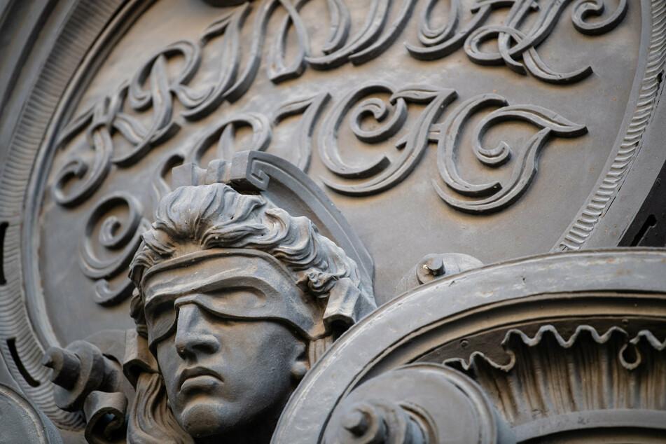 Der Eingang vom Kriminalgericht Moabit. (Archivbild)