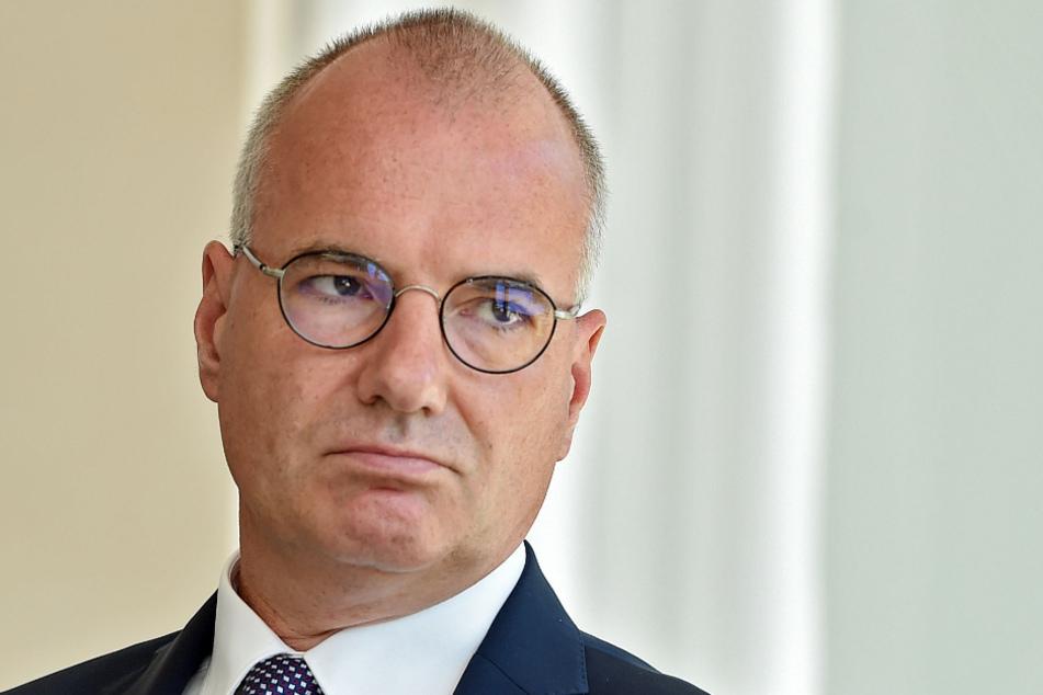 Kein Verständnis für Corona-Leugner: Ärztekammer-Chef Erik Bodendieck (53).