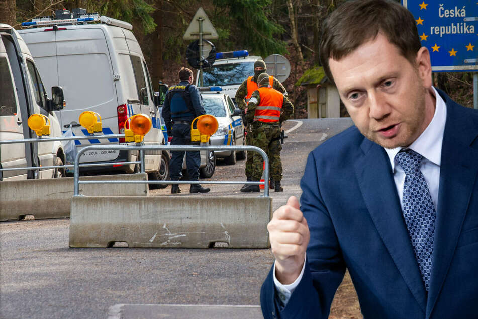 Sachsen macht Grenzen zu Tschechien dicht, Maskenpflicht im privaten Auto droht!
