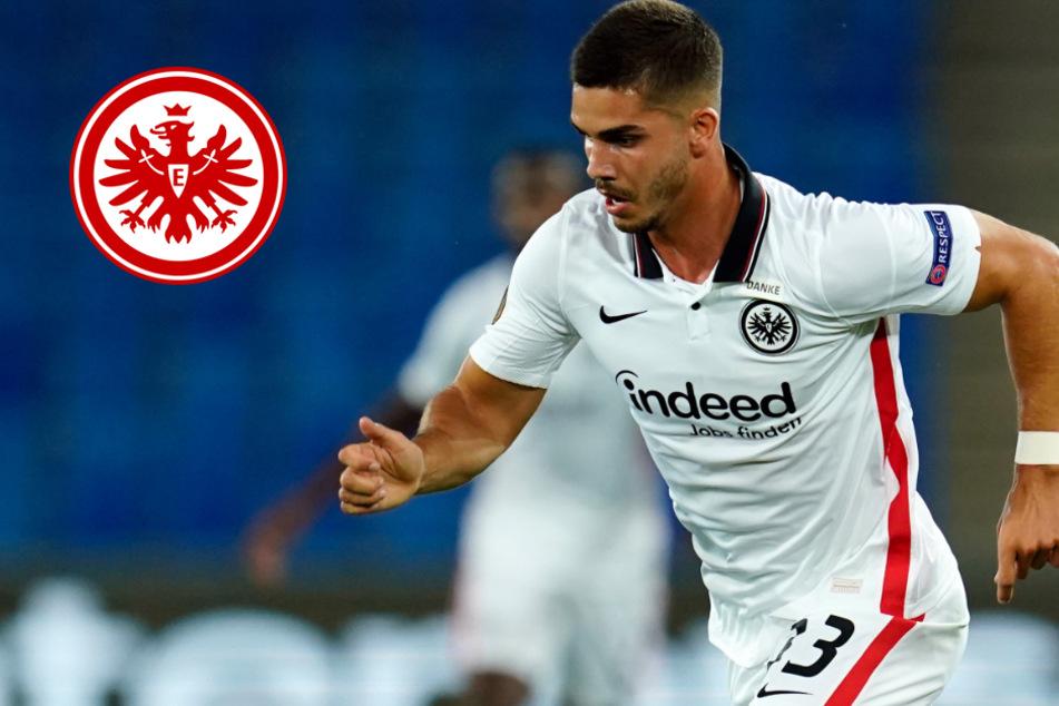 Jetzt ist es fix: André Silva bleibt dauerhaft bei der Eintracht