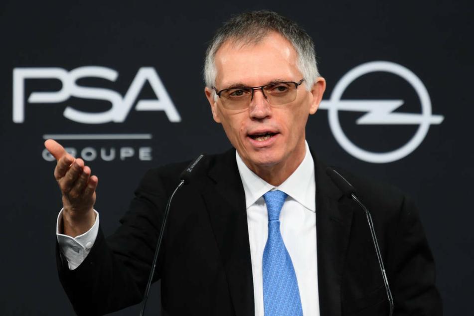 Seit diesem Jahr führt der frühere PSA-Chef Carlos Tavares (63) mit dem Stellantis-Konzern den viertgrößten Autobauer der Welt. (Archivbild)