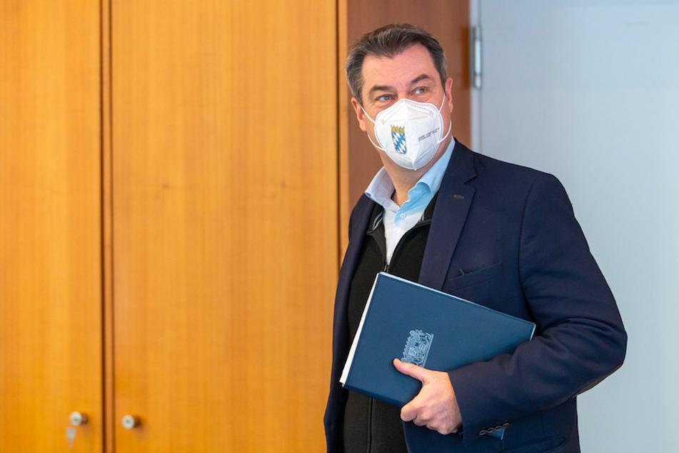 """""""Würfel sind gefallen""""! Markus Söder akzeptiert Armin Laschet als Kanzlerkandidaten"""
