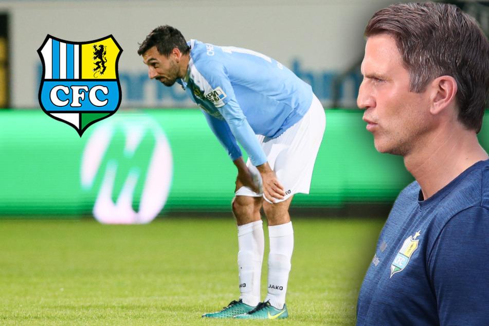 """""""Kein Weltuntergang"""" CFC-Trainer Glöckner nimmt viel Positives mit ins Ingolstadt-Duell"""