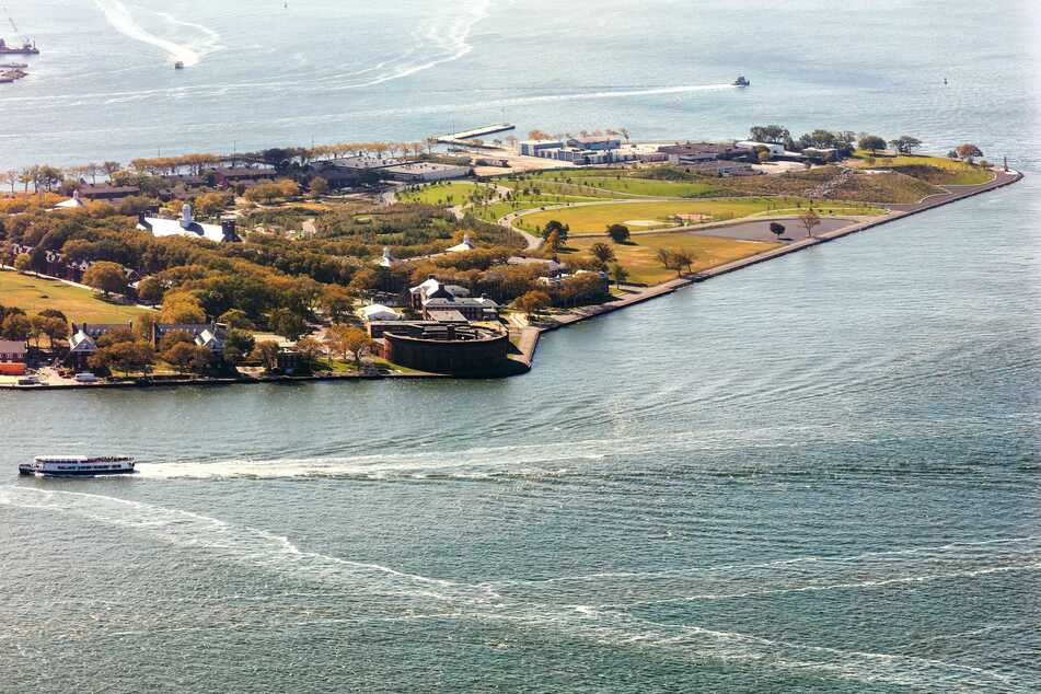 New York's Governors Island to open year-round for first time