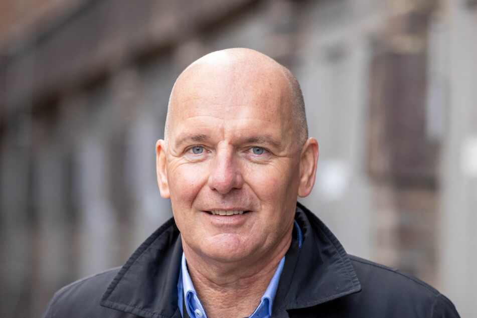 Kümmert sich ums Kraftwerk Mitte: Frank Neuber (58) ist Bereichsleiter Liegenschaften und Prokurist der SachsenEnergie.