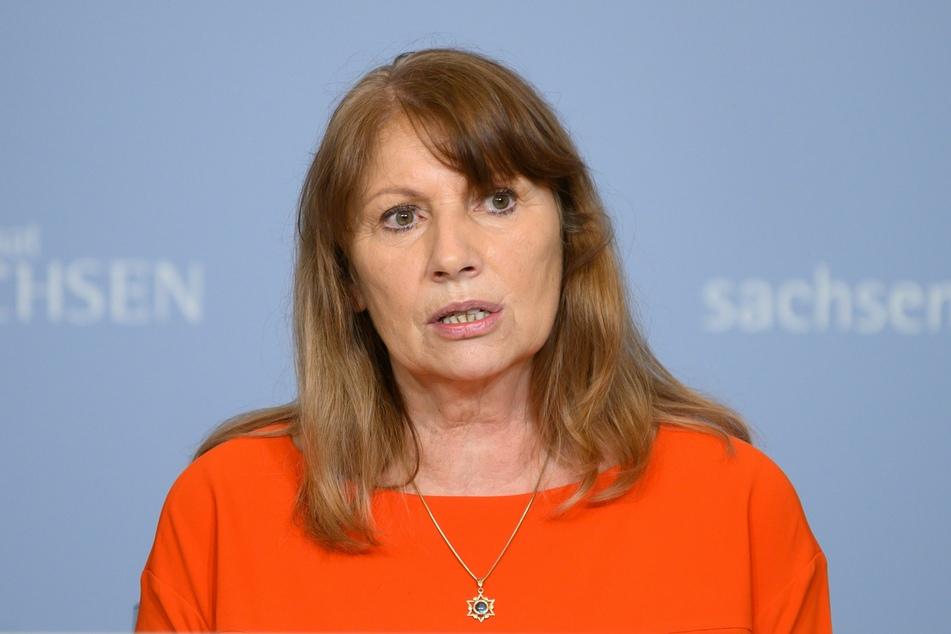 Inzwischen hat sich auch Ministerin Petra Köpping (62, SPD) eingeschaltet.