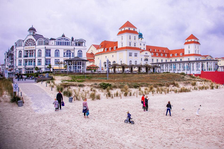 Ab dem 25. Mai dürfen wieder Gäste aus anderen Bundesländern nach Mecklenburg-Vorpommern reisen. (Symbolbild)