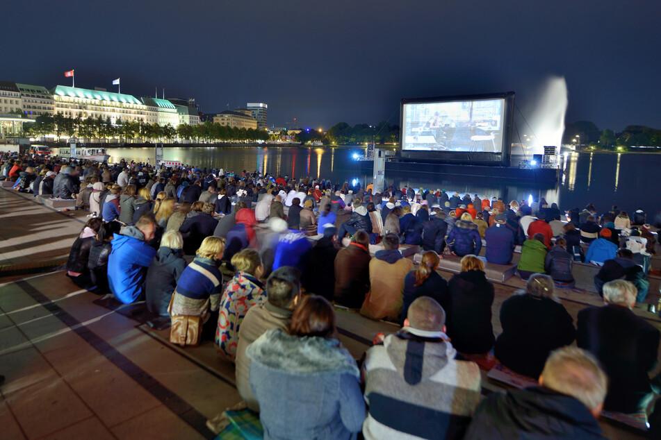Das Filmfest fand in den vergangenen Jahren noch ohne Abstandsregeln statt.