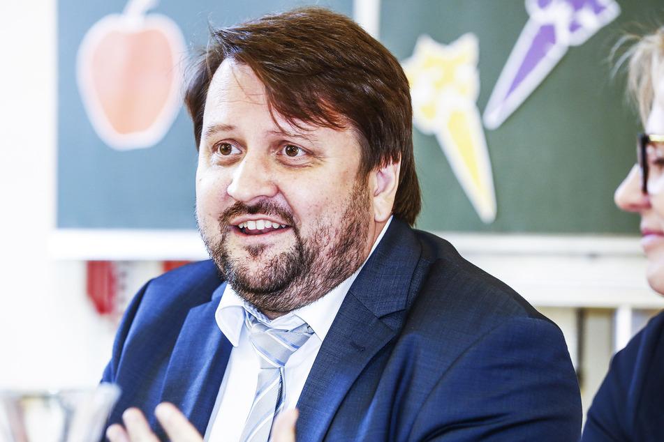 Fabian Magerl (45) ist Landesgeschäftsführer der Barmer Krankenkasse.