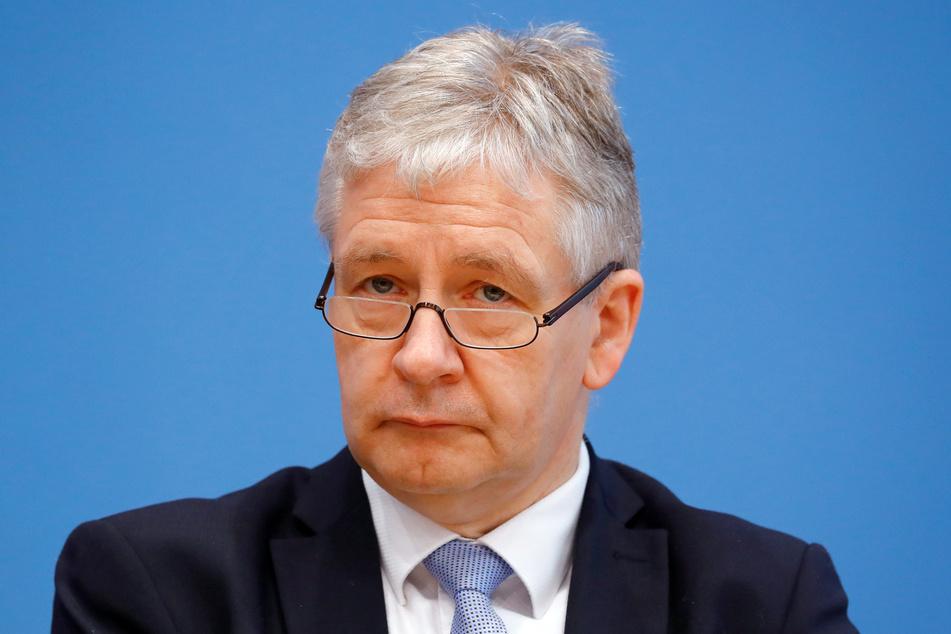 Gernot Marx (55), Präsident der Deutschen Interdisziplinären Vereinigung für Intensiv- und Notfallmedizin (DIVI).