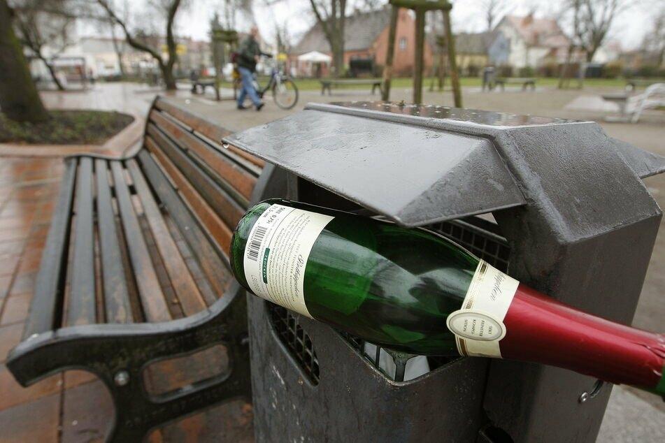 Ist das Alkoholverbot in Chemnitz ist vorerst für die Tonne.