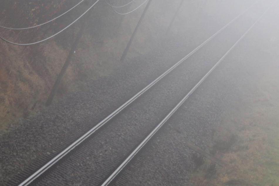 Jugendliche gehen bei Nebel wiederholt auf Gleise und zwingen Züge zur Notbremsung