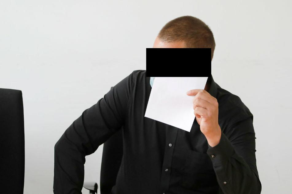 Muss sich wegen gefährlicher Körperverletzung vor dem Landgericht Chemnitz verantworten: Toni H. (30).