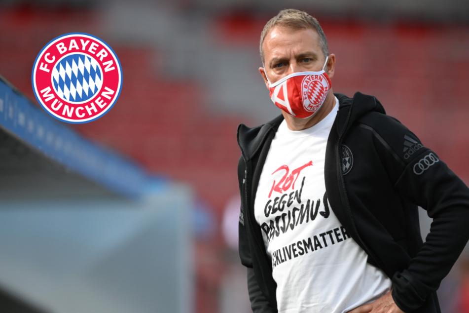 FC Bayern so gut wie Meister: Eine Sache ärgert Hansi Flick trotzdem