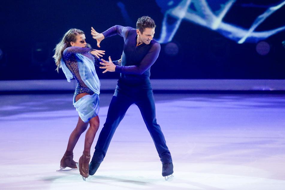 "Peer Kusmagk 2019 bei ""Dancing on Ice"" (Foto: Rolf Vennenbernd/dpa)"