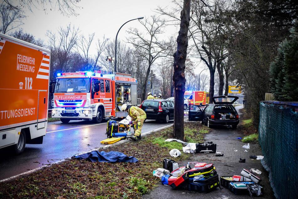 Bei der Unfallaufnahme hatten sich Hinweise ergeben, dass der Fahrer (57) alkoholisiert war.